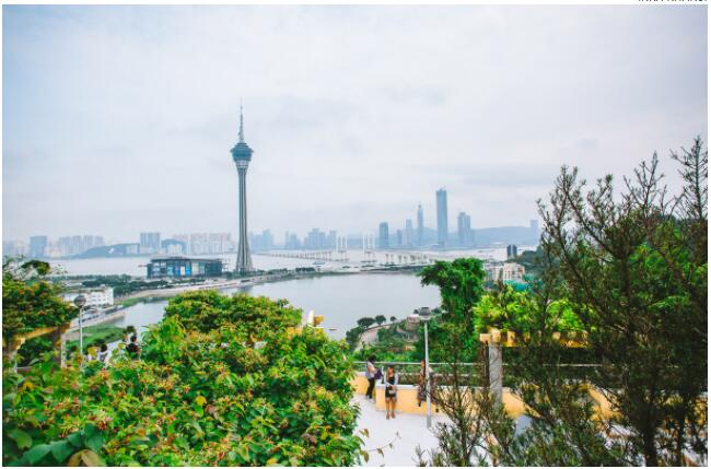 MACAO ATTRACTIONS