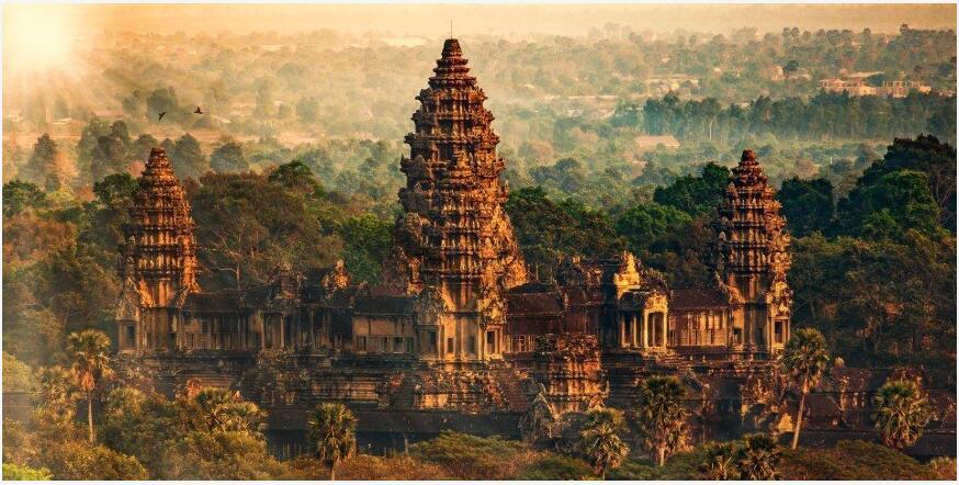 UNESCO World Heritage Sites in Asia
