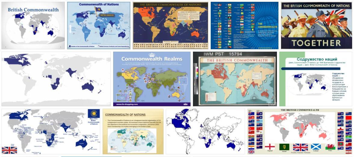 British Commonwealth of Nations