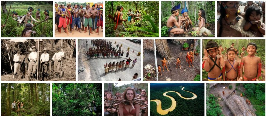 The Legal Occupation of the Amazon