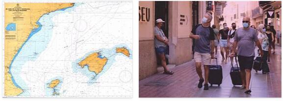 Balearic Islands Population