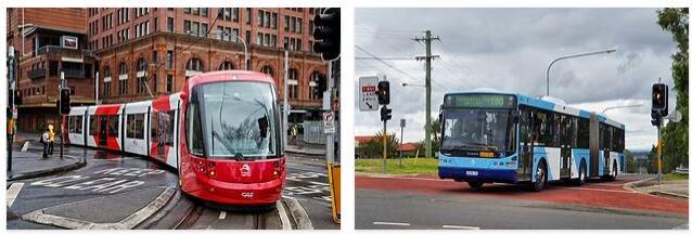 Public Transport Sydney