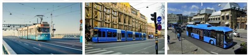 Transportation in Sweden