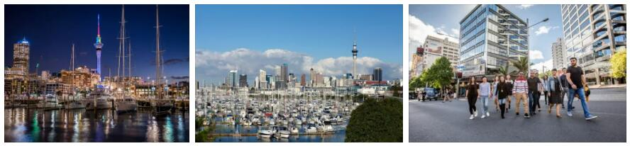 Auckland Known People