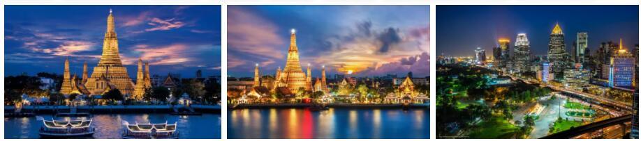 Bangkok, Thailand Sightseeing
