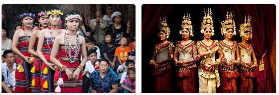 Cambodia Traditions