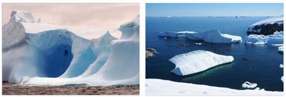 Sites in Antarctica